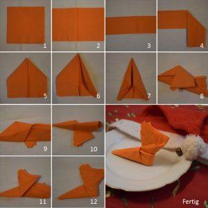 servietten falten leicht gemacht muddis kochen. Black Bedroom Furniture Sets. Home Design Ideas
