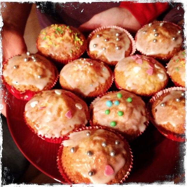 Einfache Muffins Für Kinder Muddis Kochen