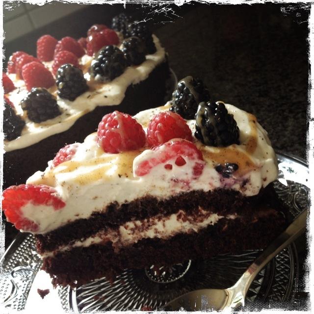 Red Velvet Cake Muddis Kochen