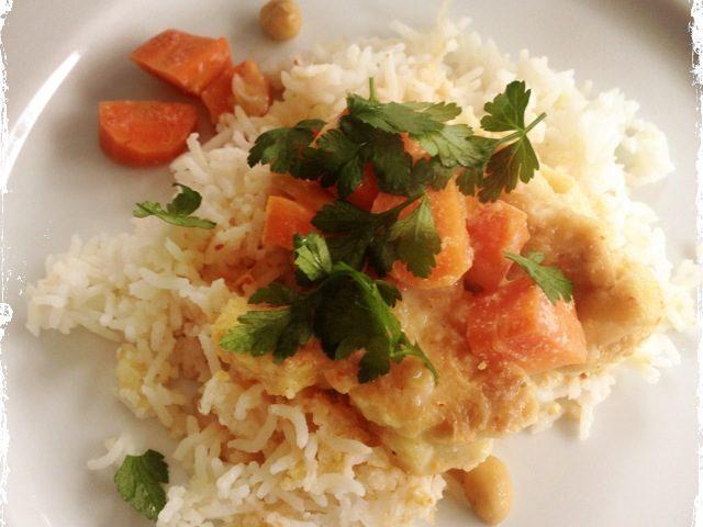 Thai Curry Muddis Kochen
