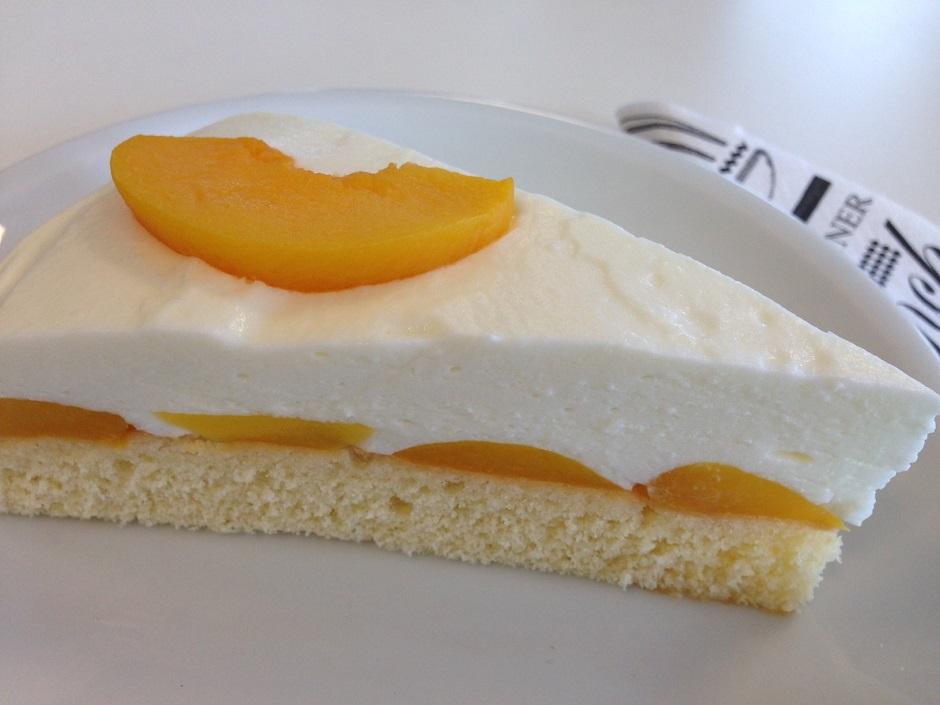 Pfirsich Quark Kuchen Muddis Kochen