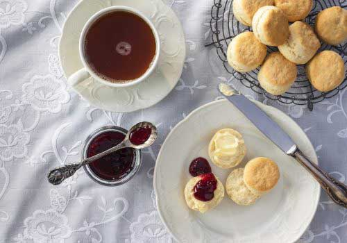 Winter-Scones