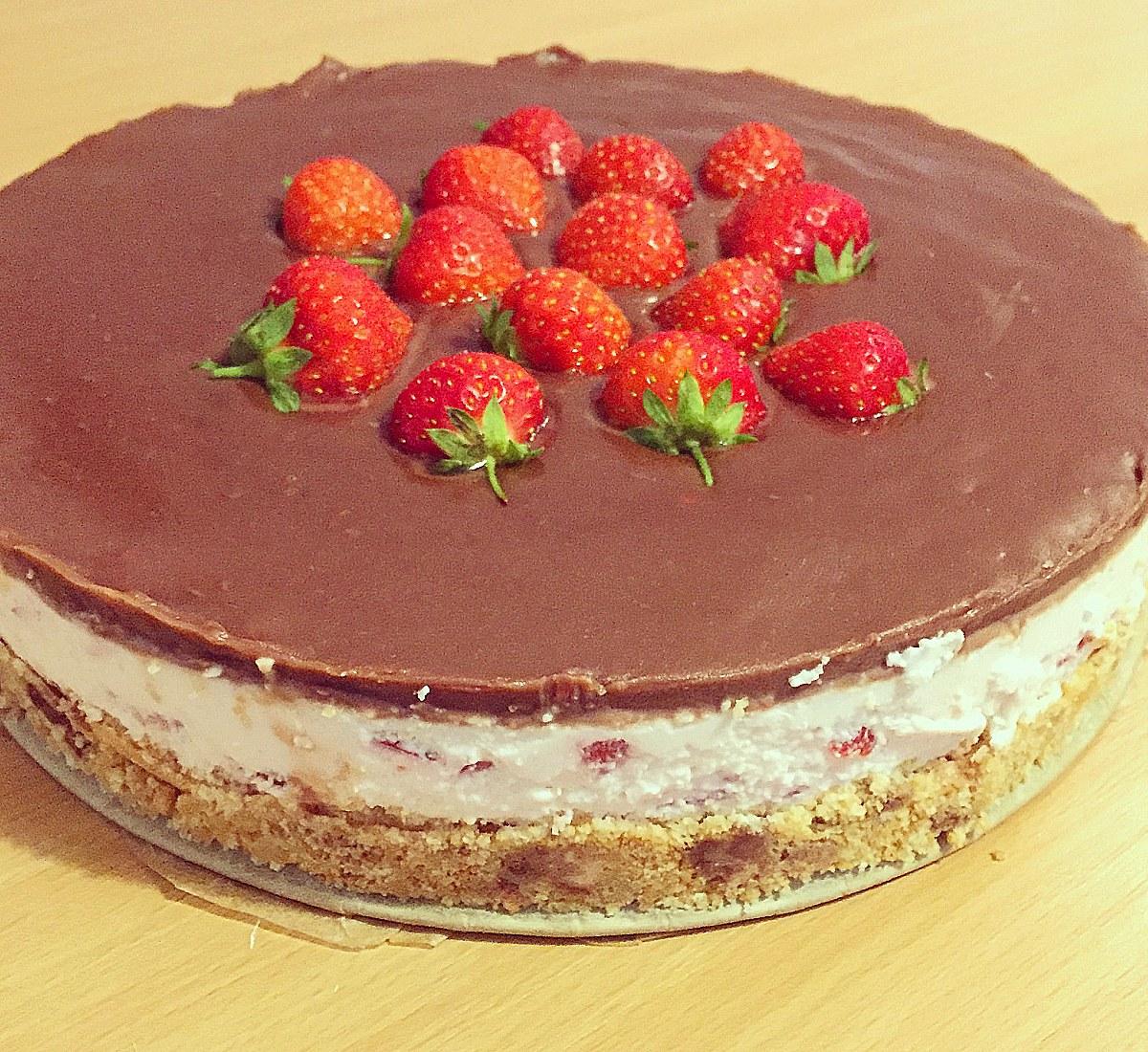 Yogurette Torte Muddis Kochen