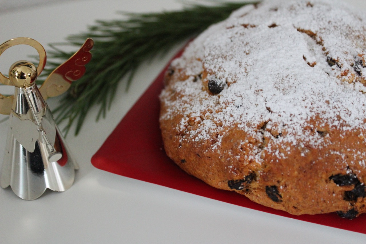 Christstollen zu Weihnachten - Muddis kochen