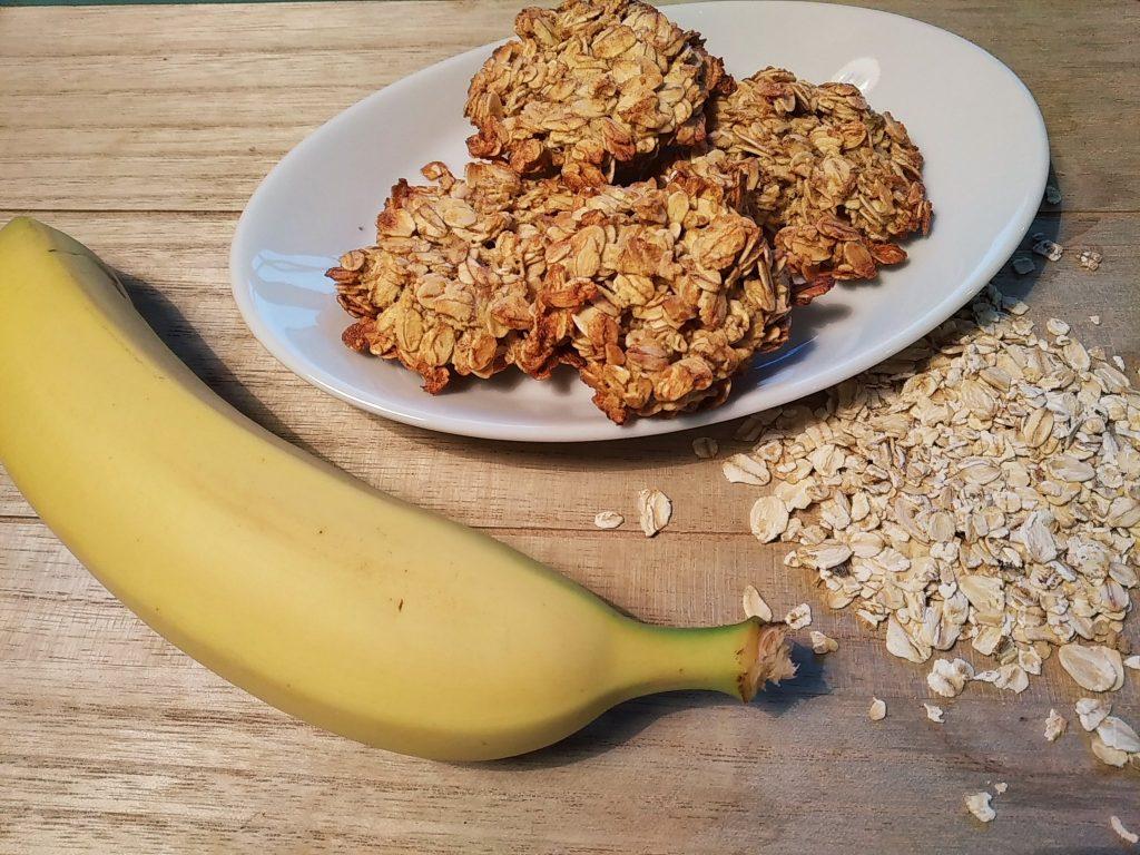 haferflocken bananen kekse ohne zucker hafloba muddis kochen. Black Bedroom Furniture Sets. Home Design Ideas