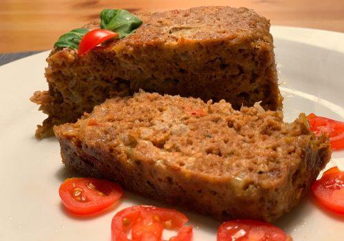 Rinderhack-Kuchen