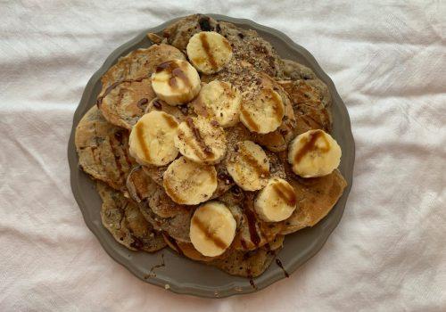 bananen pancake